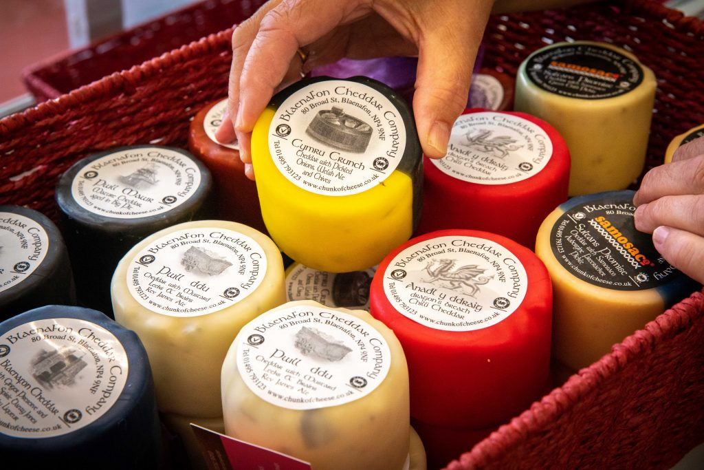 Cheese manufacturer secures large contract with asset finance facility
