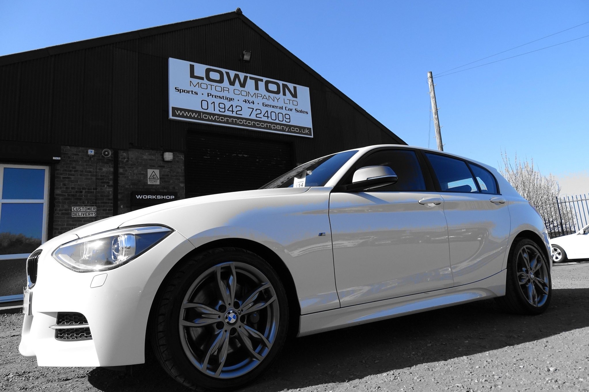 Time Finance drives future growth for Lowton Motor Company with £150k CBILS facility