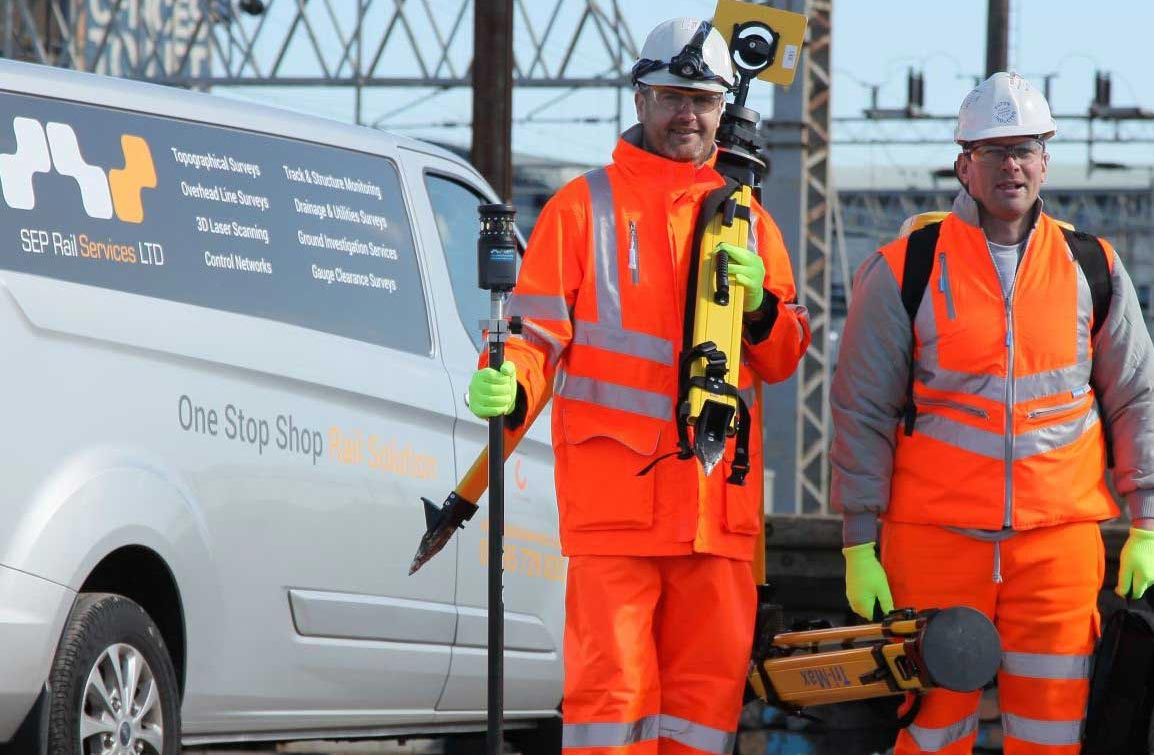 Time Finance help drive continued growth at SEP Rail Services