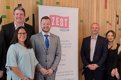 Zest Education aim to be top of the class after securing funding boost