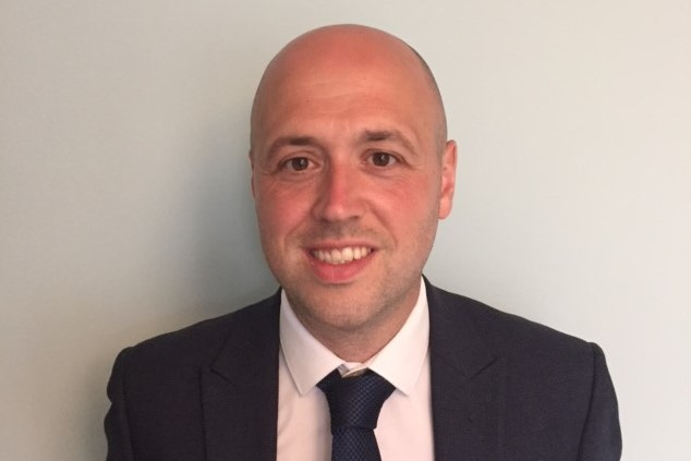 Damien Healey promoted to Head of Relationship Management, Invoice Finance
