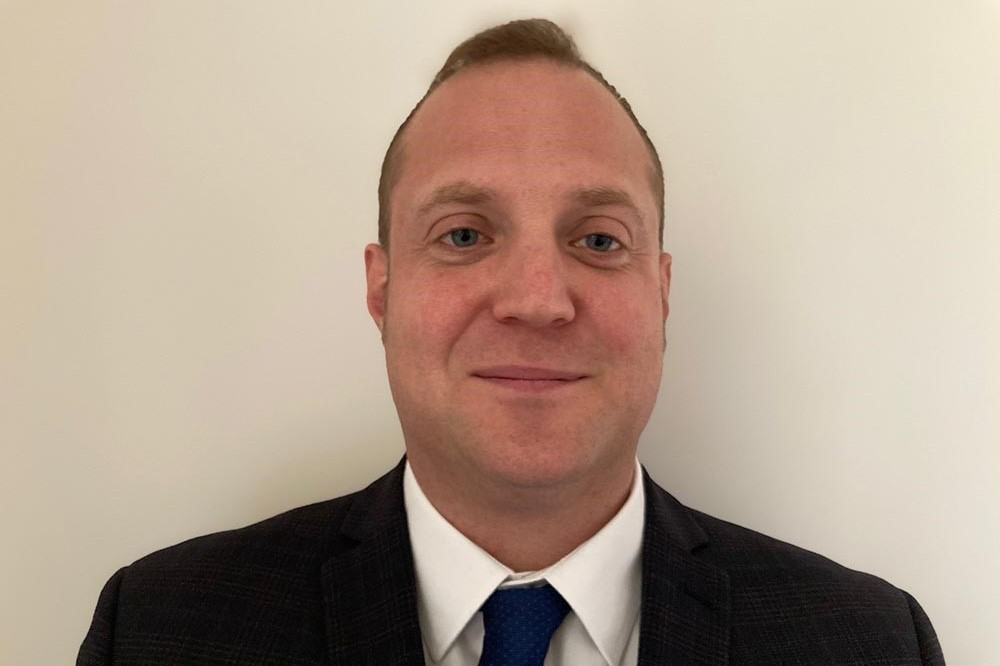 Time Finance promote Matt Sturney to sales leadership position